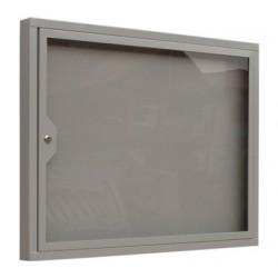 Informačná vitrína s otváracími dverami 940 x 700