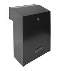 W3 - 2 poštová schránka čierna