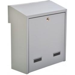 W3 - 3 poštová schránka RAL9006