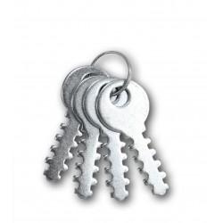 kľúč RV.12.45