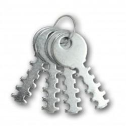 kľúč RV.12.50