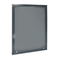 Informačná vitrína 94x70cm antracit RAL7016