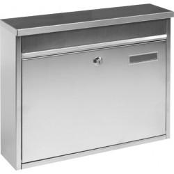 BK113 poštová schránka nerez